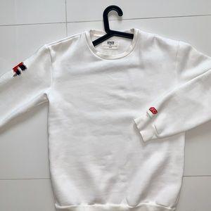 Defaced Toronto Sweatshirt/Crewneck